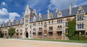 Uniwersytet Oksford Anglia Obrazy Royalty Free