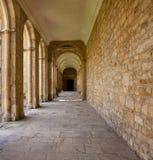 Uniwersytet Oksford Cloisters Obrazy Royalty Free