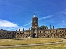 Uniwersytet Oxford zdjęcie stock