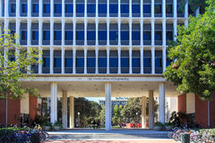 Uniwersytet Południowo-Kalifornijski obrazy royalty free