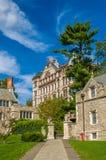 uniwersytet princeton fotografia stock