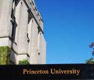 uniwersytet princeton Zdjęcia Stock