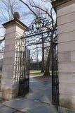 Uniwersytet Princeton brama Obraz Stock