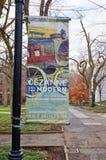 Uniwersytet Princeton muzeum sztuki w McCormick Hall Obrazy Royalty Free
