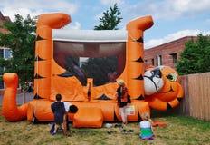 Uniwersytet Princeton 2015 P-rade obrazy royalty free