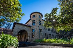 Uniwersytet Stanforda Obrazy Royalty Free