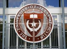 Uniwersytet Teksański przy Austin Obraz Stock