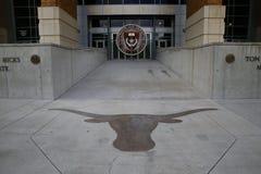 Uniwersytet Teksański przy Austin Zdjęcie Royalty Free