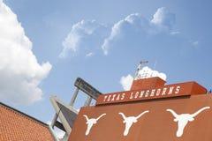Uniwersytet Teksański przy Austin Fotografia Royalty Free