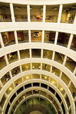 uniwersytet w budynku. Zdjęcie Royalty Free