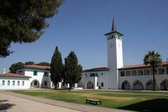uniwersytet w budynku. Zdjęcie Stock