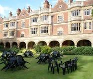 uniwersytet w cambridge Zdjęcie Royalty Free