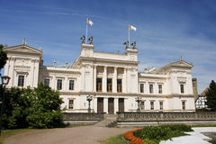 Uniwersytet w Lund Obraz Stock