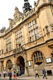 uniwersytet w oksfordzie Obrazy Royalty Free