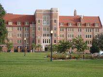 uniwersytet w sypialni obraz royalty free