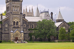 uniwersytet w toronto Zdjęcia Royalty Free