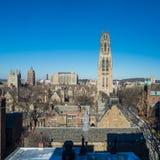 Uniwersytet Yale Obraz Stock