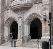 uniwersytet Yale Fotografia Stock