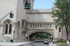 Uniwersytet Yale galeria sztuki Fotografia Stock