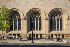 Uniwersytet Yale galeria sztuki Fotografia Royalty Free