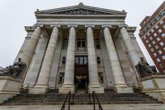 Uniwersytet Yale w Nowej przystani Connecticut Zdjęcia Stock