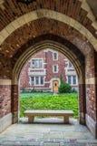 Uniwersyteta Yale kampusu budynki Obrazy Royalty Free