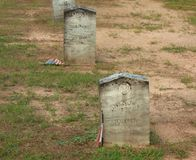 Unknown Confederate Soldiers stock photography