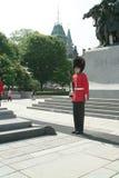 unknown för Kanada soldattomb royaltyfri bild