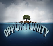 Unknown Opportunity Royalty Free Stock Photography