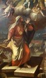 Unknown painter: St. Jude Thaddeus Stock Photo