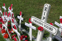 Unknown Soldier Stock Photo