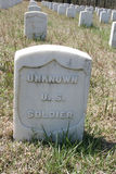 Unknown Soldier Cemetery Stock Photography