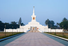 Unknown Soldier's Monument in Vientiane, Laos Royalty Free Stock Images