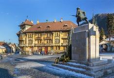 Unknown Soldier Statue, Brasov, Romania Royalty Free Stock Photos