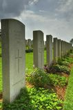 Unknown Soldiers Royalty Free Stock Photo