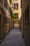 Unknown Venice Royalty Free Stock Photos