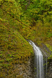 Unknown waterfall in Silver Falls State Park Stock Photo