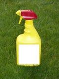 Unkrautvernichtungsmittelsprayflasche Stockfotos