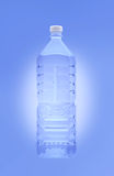 Unlabeled Bottle Royalty Free Stock Photography