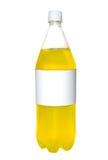 unlabled的瓶 库存图片