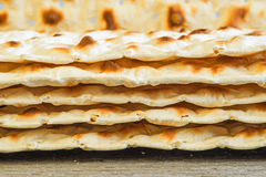 Unleavened bread of the Jews Stock Photography