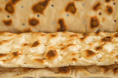 Unleavened bread of the Jews Royalty Free Stock Image