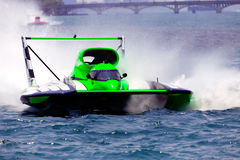 Unlimited Hydroplane Royalty Free Stock Photography