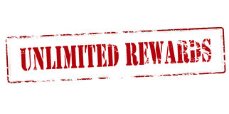 Unlimited rewards Stock Photos