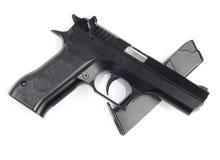 Unloaded gun Royalty Free Stock Images