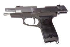 Unloaded Handgun Royalty Free Stock Photography