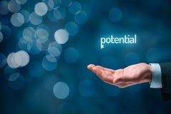 Free Unlock Potential Royalty Free Stock Image - 66188816