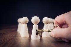 Unlock potential royalty free stock image