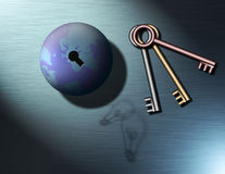 Free Unlock Success Stock Image - 676961