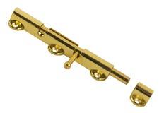 Unlockable bolt latch Stock Photos